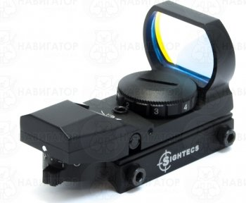 Коллиматорный прицел SightecS Sure Shot Reflex Sight FT13003B-DT